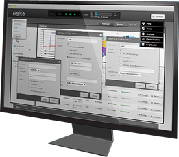 EdgeOS EdgeMAX Software Platform
